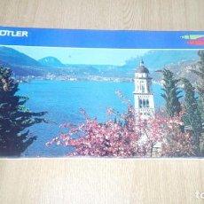 Vintage: CAJA METALICA STAEDTLER BELLAVISTA - 40 ROTULADORES. Lote 148158594