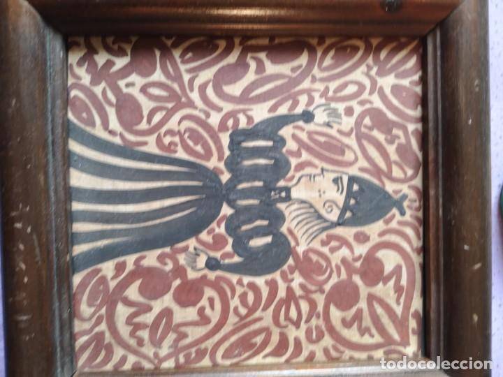 Vintage: Cuadro de azulejos antiguos - Foto 3 - 148554018