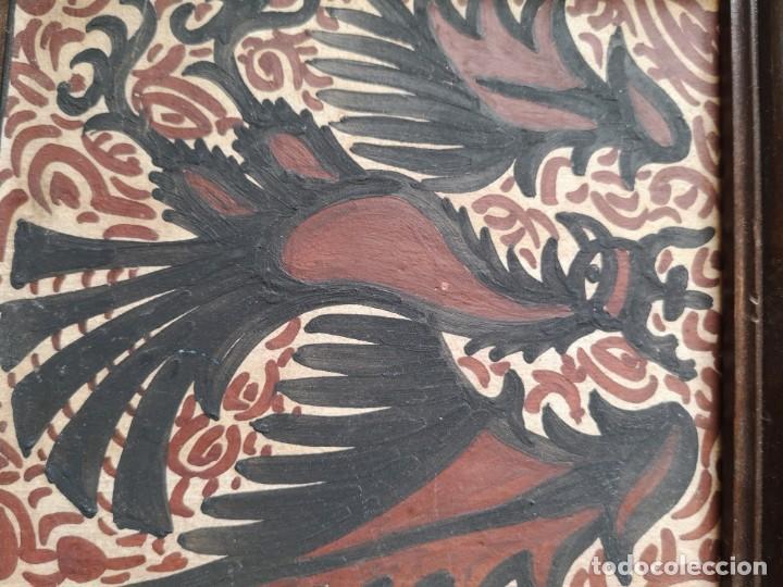 Vintage: Cuadro de azulejos antiguos - Foto 4 - 148554018