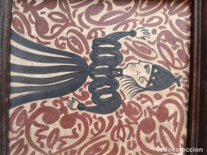 Vintage: Cuadro de azulejos antiguos - Foto 5 - 148554018