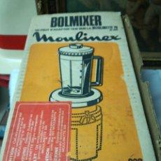 Vintage: BOLMIXER MOULINEX. Lote 148680521