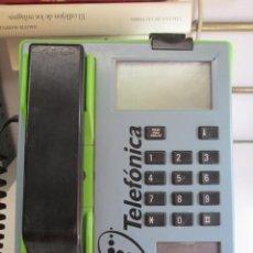 Vintage: CABINA TELEFONICA TRMA VIA - TELEFONICA ESPAÑA. . Lote 149393014