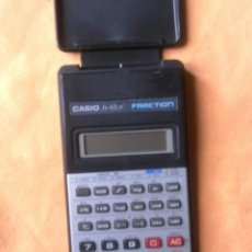 Vintage: CALCULADORA CASIO FX-82 LB FRACTION.. Lote 149650778
