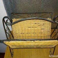Vintage: ANTIGUO REVISTERO. Lote 149764630