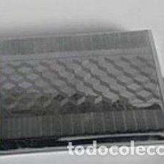 Vintage: ANTIGUA PITILLERA EN ACERO INOXIDABLE. Lote 150713357