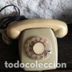 Vintage: TELÉFONO HERALDO. GRIS. Lote 150713513