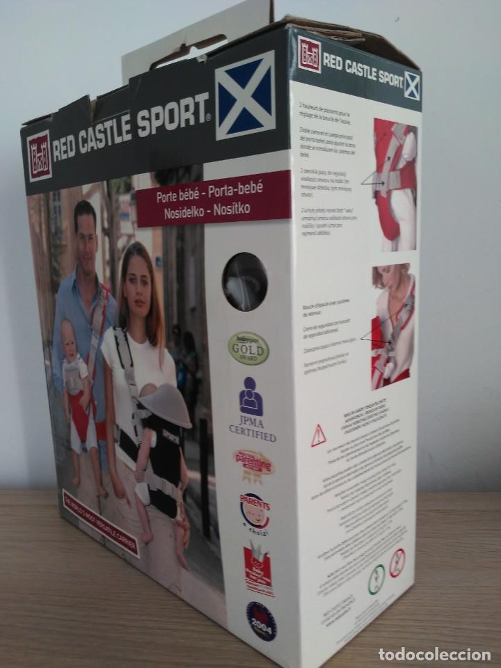 mochila portabebé red castle sport . - Buy Other Vintage Objects at ... 1a207136ddd