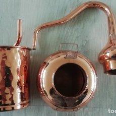 Vintage: ANTIGUO ALAMBIQUE DE COBRE EN PERFECTO ESTADO.. Lote 151742538