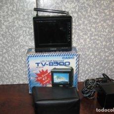 Vintage: MINI TELEVISION EN COLOR CASIO 1993 FABRICADO EN JAPON. Lote 152135086