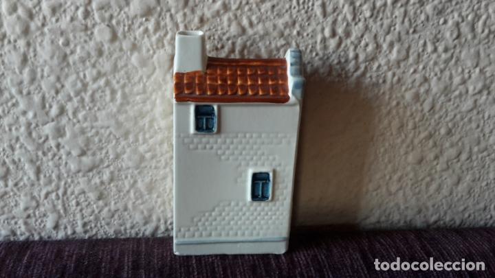 Vintage: casita botella en cerámica de Delfts - Foto 4 - 152176858