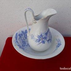 Vintage: JARRA Y PALANGANA. Lote 152545994