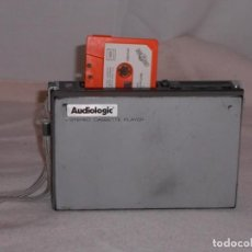Vintage: GRABADOR CASSETTE AUDIOLOGIC. Lote 152756410