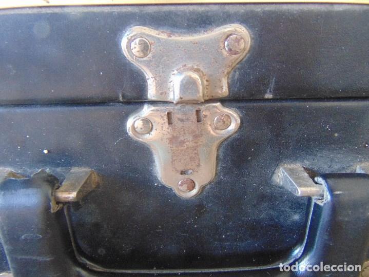 Vintage: MALETA DE VIAJE DE HUMORISTA , JOSELE MIDE 40.5 X 32 X 15 - Foto 10 - 152864314