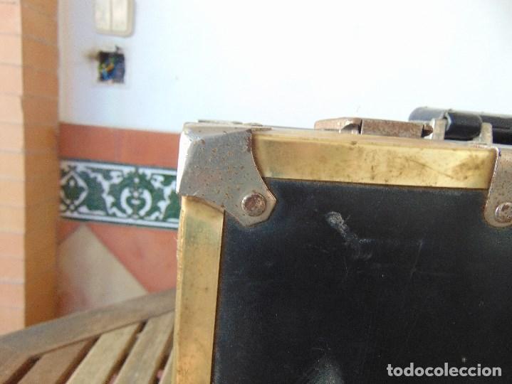 Vintage: MALETA DE VIAJE DE HUMORISTA , JOSELE MIDE 40.5 X 32 X 15 - Foto 13 - 152864314