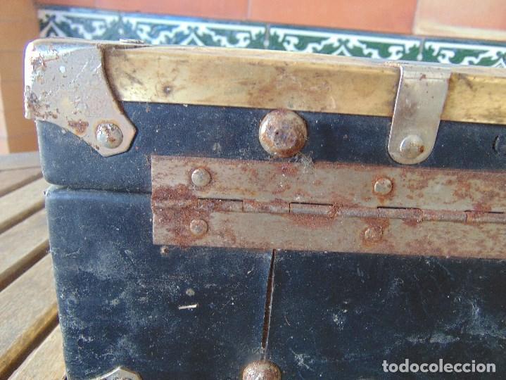 Vintage: MALETA DE VIAJE DE HUMORISTA , JOSELE MIDE 40.5 X 32 X 15 - Foto 20 - 152864314