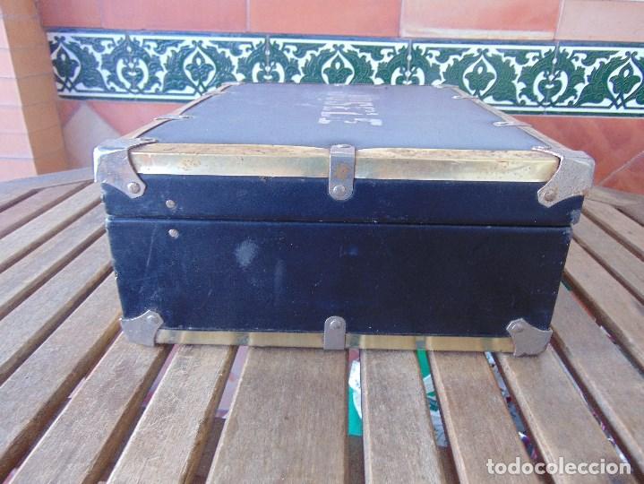 Vintage: MALETA DE VIAJE DE HUMORISTA , JOSELE MIDE 40.5 X 32 X 15 - Foto 22 - 152864314