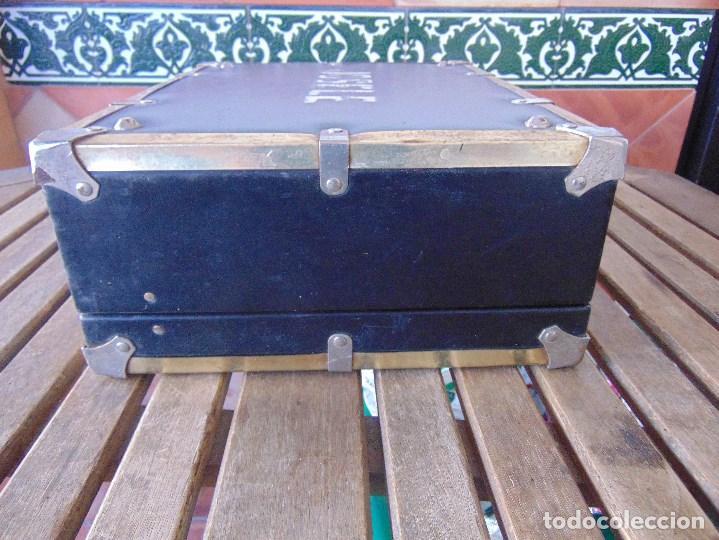 Vintage: MALETA DE VIAJE DE HUMORISTA , JOSELE MIDE 40.5 X 32 X 15 - Foto 23 - 152864314