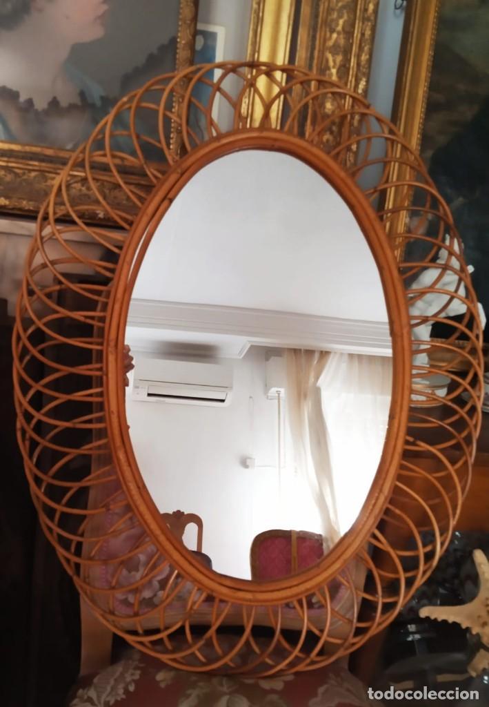 Vintage: Espejo vintage - Foto 2 - 154033642