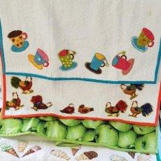 Vintage: LOTE DE 4 PAÑOS DE COCINA A ELEGIR . Lote 155673718