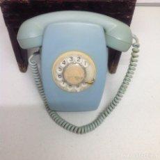 Vintage: TELEFONO HERALDO DE PARED AZUL. Lote 155710530