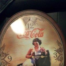 Vintage: RELOJ COCACOLA. Lote 156627450