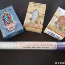 Vintage: LOTE DE JABONES ESOTERICOS. Lote 156688758