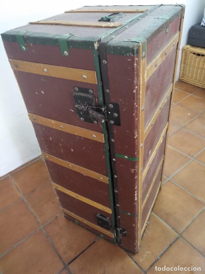 Vintage: Baul años 40 - Foto 2 - 156692842
