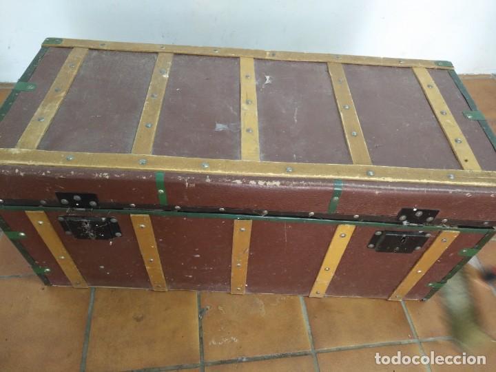 Vintage: Baul años 40 - Foto 3 - 156692842
