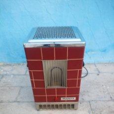 Vintage: ANTIGUA ESTUFA ELECTRICA , PLANETA INFRA- STRAHKAMIN,VINTAGE.. Lote 157491350