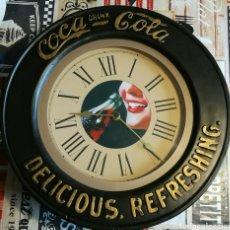 Vintage - Reloj de pared vintage -Promo Coca Cola - 158784842