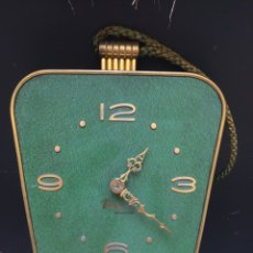 Vintage: RELOJ MICRO ELECTRIC ART DECO AÑOS 60 MADE IN GERMANY. Lote 158790497