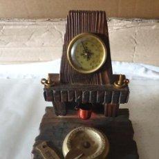 Vintage: TERMONETRO BAROMETRO AÑOS 60. Lote 158813530