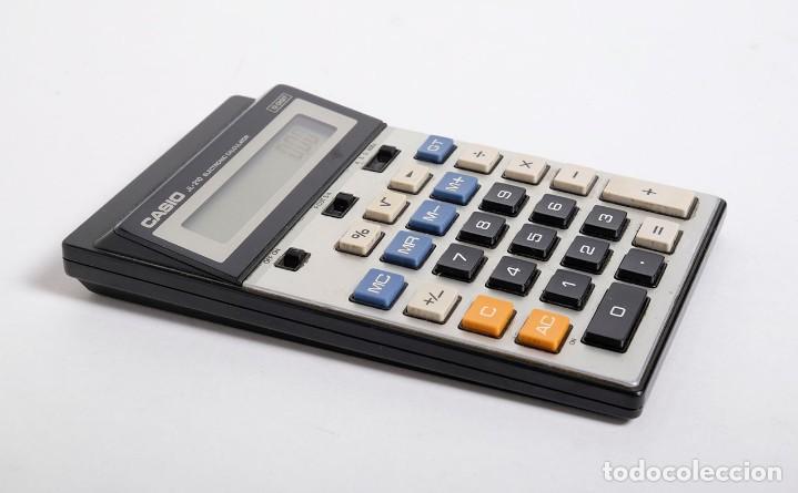 Vintage: Calculadora Científica CASIO mod. JL-210. 12 dígitos. Años 80. Funciona - Foto 2 - 159238386
