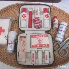 Vintage: BOTIQUÍN VINTAGE. Lote 159330834