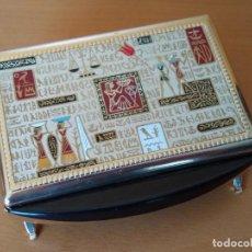 Vintage: CAJA DE CIGARROS MUSICAL VINTAGE. Lote 159681014