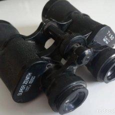 Vintage: BINOCULARES - PRISMATICOS SUPER ZENITH. 7X50 FIELD 7.1 - NIGHT VISIÓN.. Lote 159820478