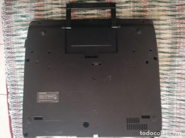 Vintage: Máquina de escribir electrónica Panasonic KX-R196 - Foto 10 - 160628330