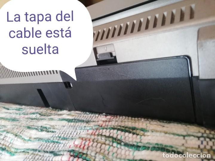 Vintage: Máquina de escribir electrónica Panasonic KX-R196 - Foto 12 - 160628330