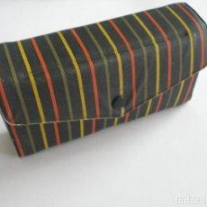 Vintage: NECESER ESTUCHE CEPILLOS AÑOS 60 - 70. Lote 160967358