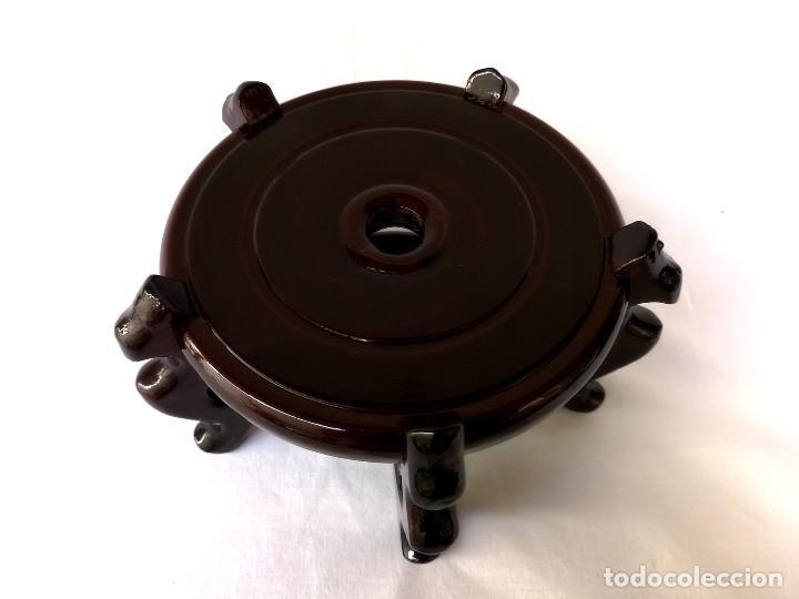 Vintage: Peana china lacada - Foto 4 - 160971318