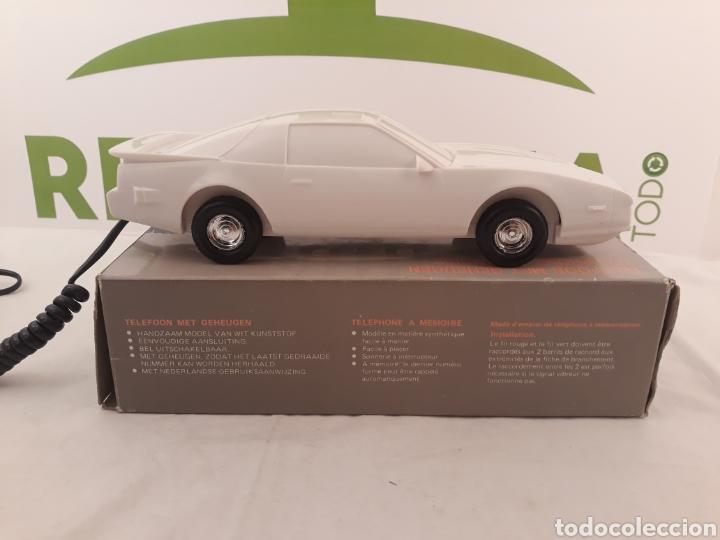 Vintage: Telefono coche con su caja original. - Foto 5 - 161126773