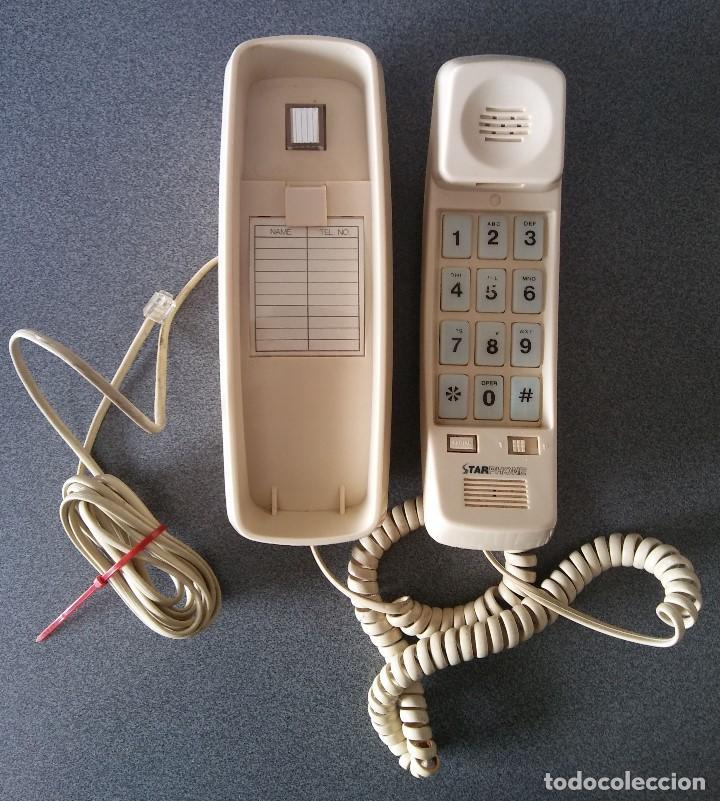 Vintage: Telefono Góndola Starphone teclado - Foto 4 - 161211478