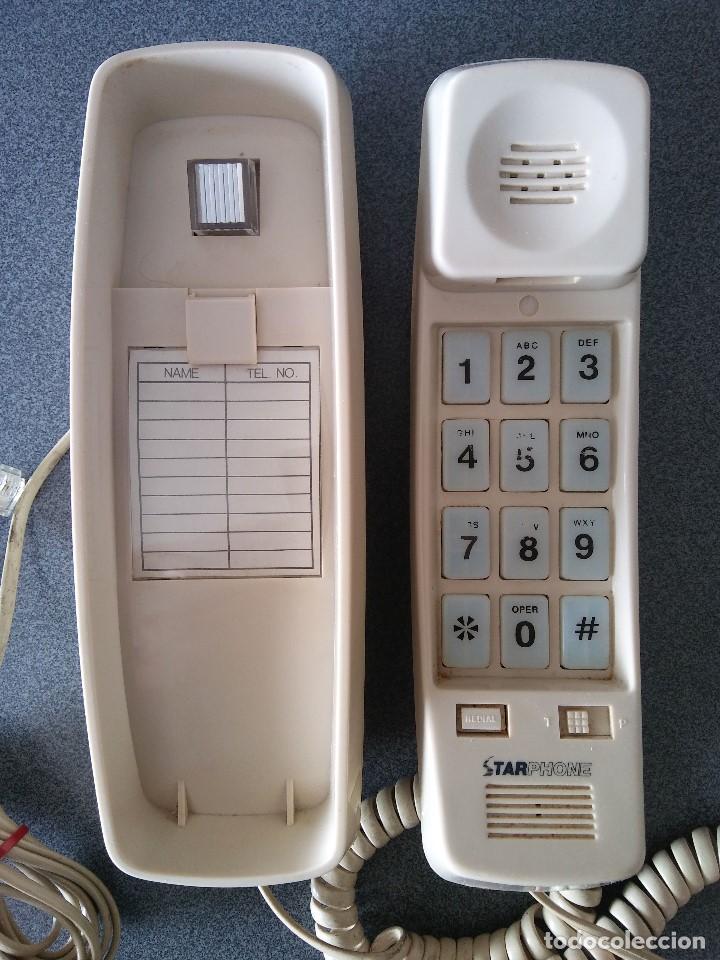 Vintage: Telefono Góndola Starphone teclado - Foto 5 - 161211478