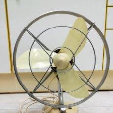 Vintage: VENTILADOR VINTAGE FOIX 125V FUNCIONA #AA. Lote 161471342