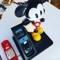 Vintage: TELEFONO MICKEY. Lote 161576936