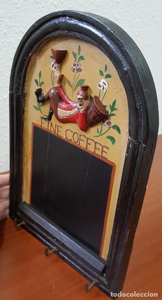 Vintage: CUELGA LLAVES (COLGADOR) ANTIGUO. DECORACIÓN. VINTAGE - Foto 5 - 162492902