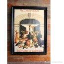 Vintage: LÁMINA ENMARCADA AÑO 1959. Lote 163079114