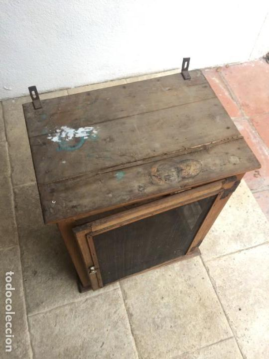 Vintage: ARMARIO EMBUTIDOS AÑOS 50 - Foto 7 - 163498942