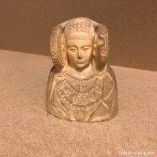 Vintage: PRECIOSA FIGURA DE LA DAMA DE ELCHE. 12 CMS DE ALTA X 10 CMS DE LARGO X 6,5 CM DE ANCHO. 0,745 KGS.. Lote 163985370