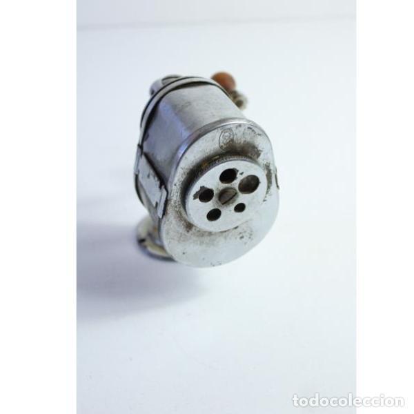 Vintage: Afilador de lápices el casco - Foto 2 - 164276590